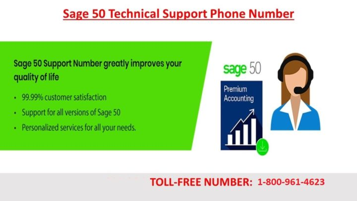 Sage 50 Support Phone Number