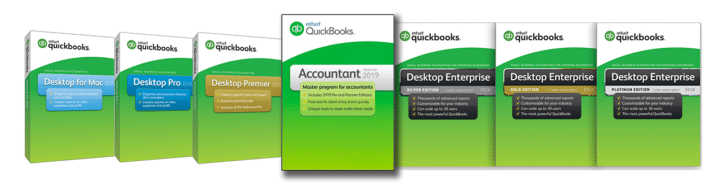 QuickBooks Upgrade Support 2019: For QB Pro, Premier, and Enterprise