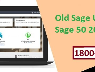 Update old sage to Sage 50 2019