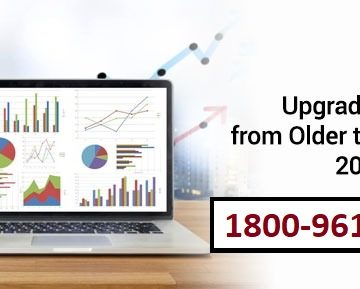 Upgrade Older to Sage 50 2019