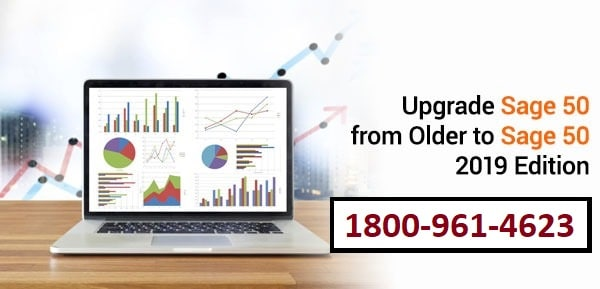 How to Upgrade your Old Sage 50 Version to Sage 50 2019