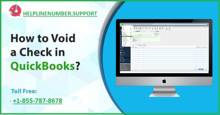 How to Delete and Void Checks in QuickBooks