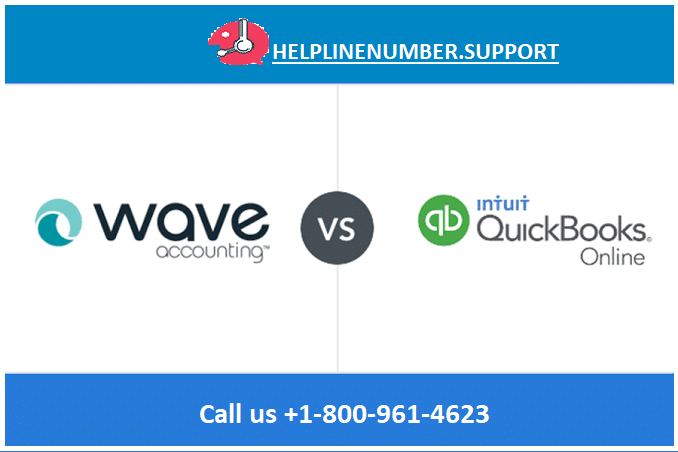 QuickBooks Online and Wave – Comparison
