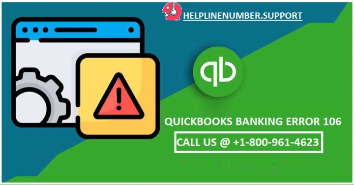 How to Solve QuickBooks Banking Error 109?
