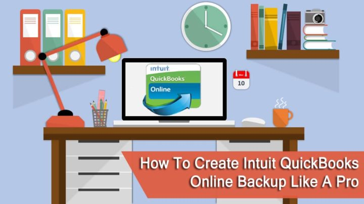 How to Backup QuickBooks Files in Desktop & Online?