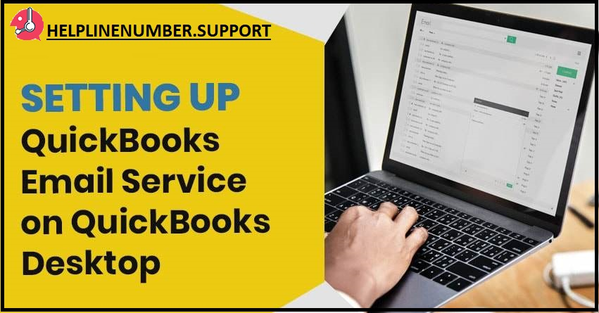QuickBooks email services