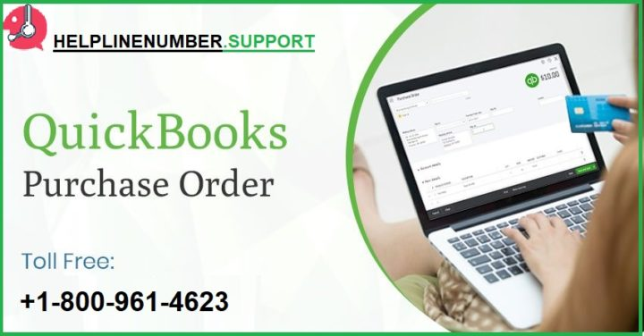 How to Create Purchase Order in QuickBooks Online?