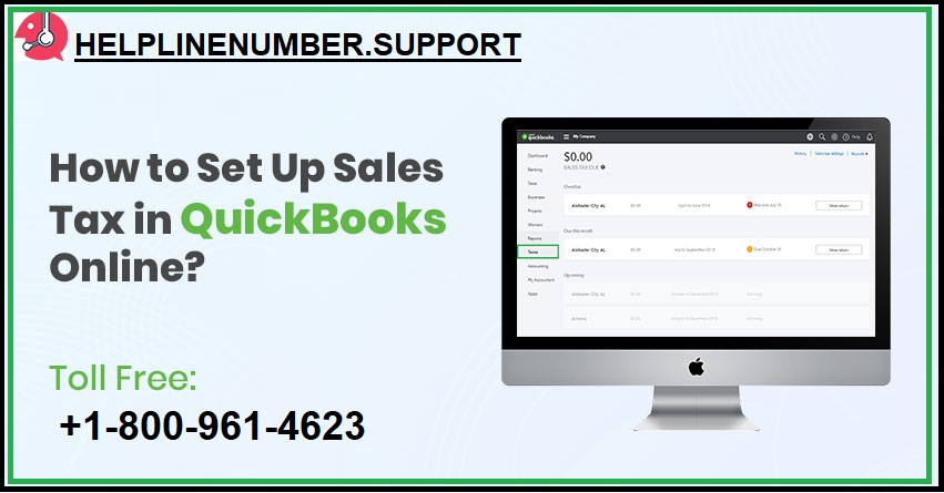 change tax rate in QuickBooks