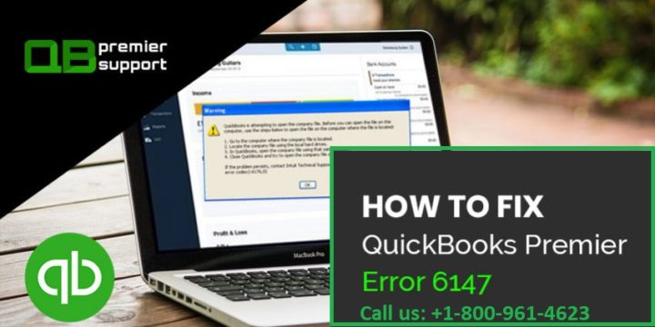 How to Resolve QuickBooks Error 6147?