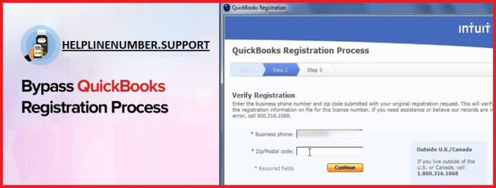 How to Bypass QuickBooks Registration?