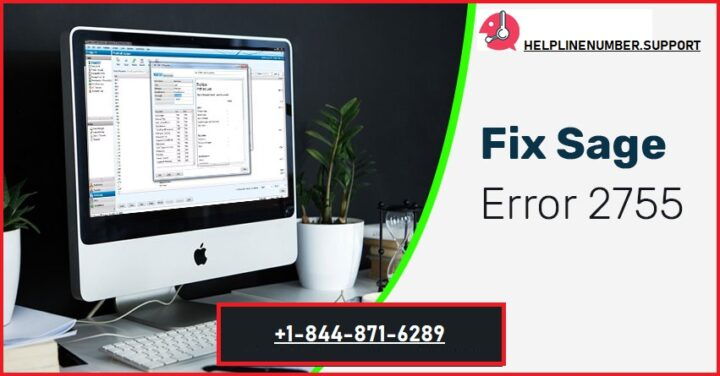 How to Fix Sage Error 2755? Complete Guide-